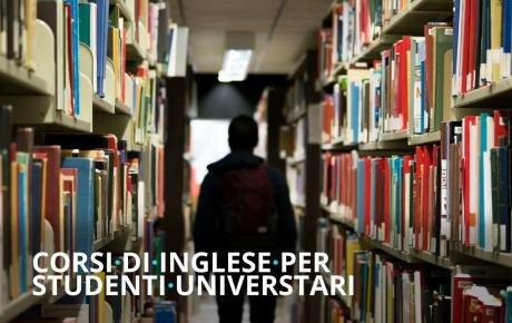 Corsi di Inglese per gli studenti universitari